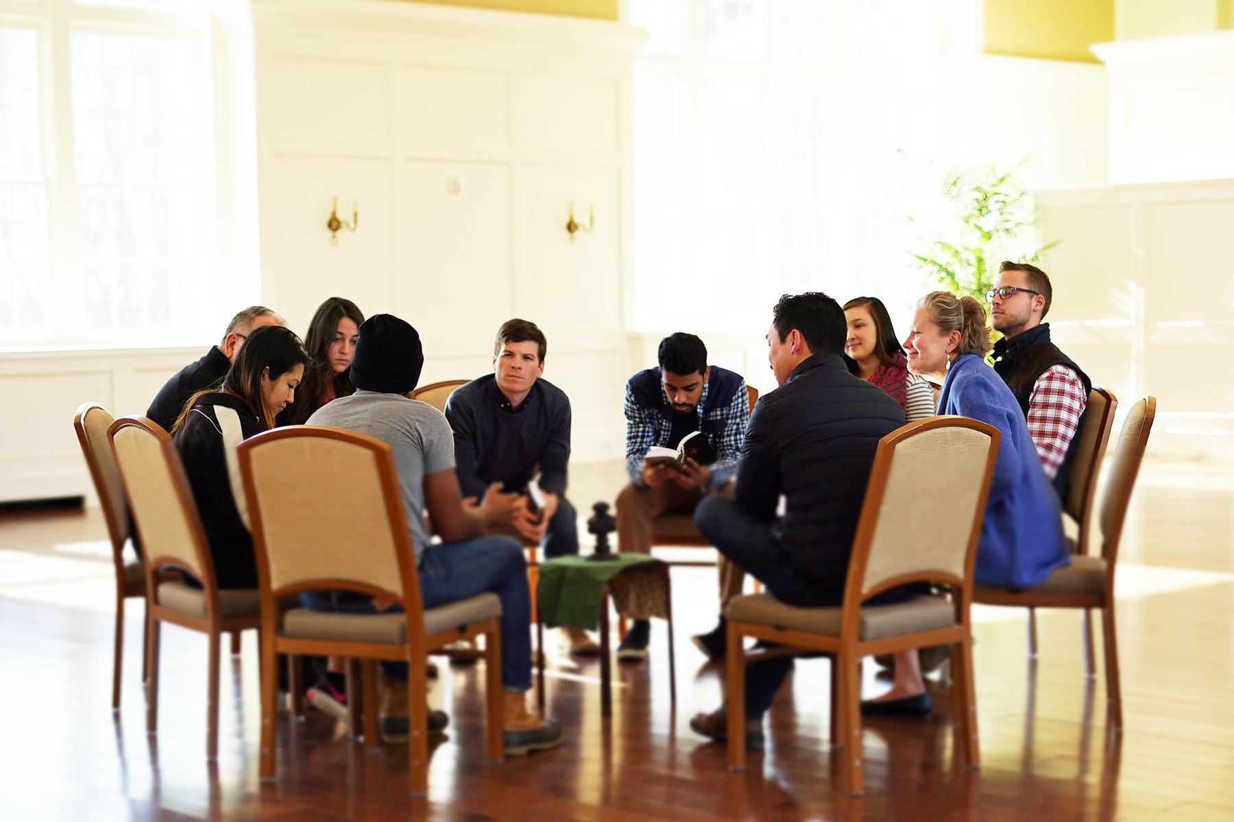 Spiritual Formation at Seminary