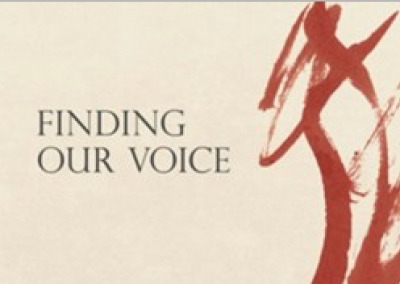 Finding Our Voice: A Vision for Asian North American Preaching by Matthew D. Kim
