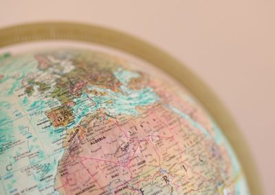 Global Leadership is not Western Leadership with a Passport