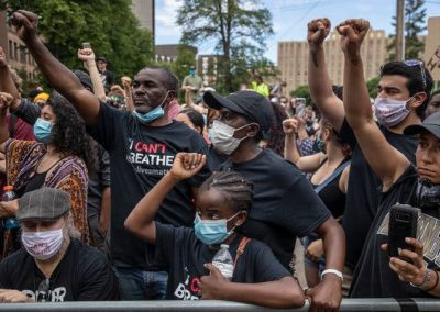 Black Lives Matter: Taking Our Cue from The Global Church