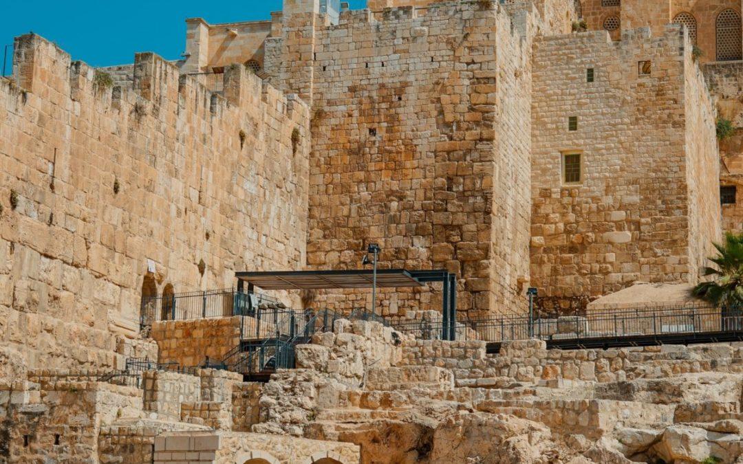 The Status of Jerusalem in the Persian Period