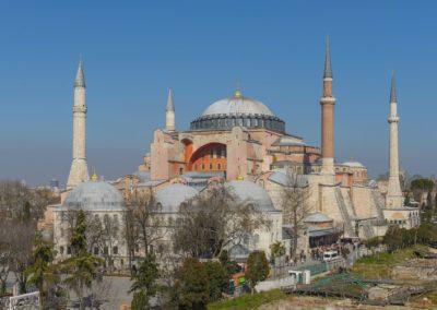 Shifting Religious Demographics and the Hagia Sophia