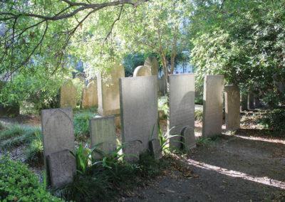 Attentiveness: Cemeteries