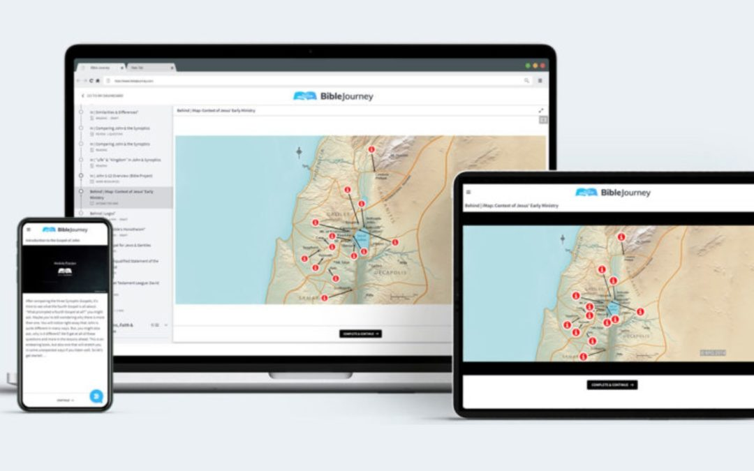 Bible Journey: New Global Bible Engagement Initiative