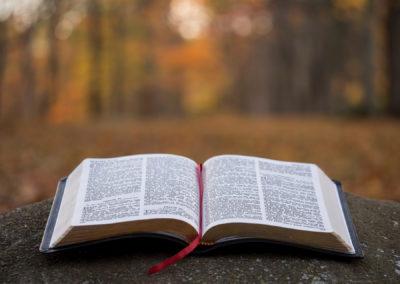 Attentiveness: Bible