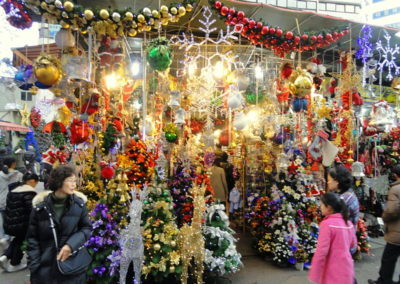 A Holiday from the Holidays: Christmas in South Korea