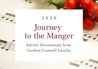 "Advent Devotional: ""Hark the Herald Angels Sing"""