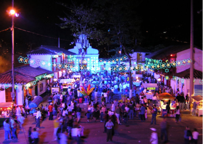 Let Colombians Inspire Your Christmas Spirit
