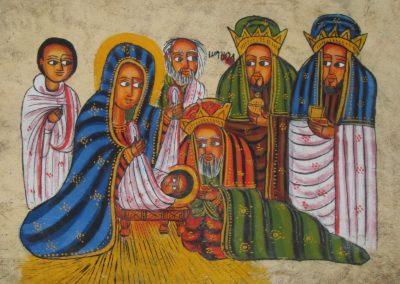 Melkam Gena! from Ethiopia