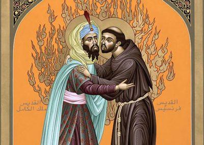 Damietta: Francis and the Sultan