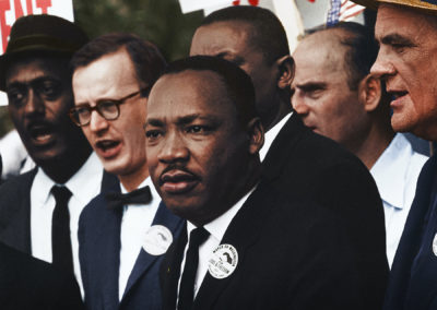 Attentiveness: Remembering and MLK
