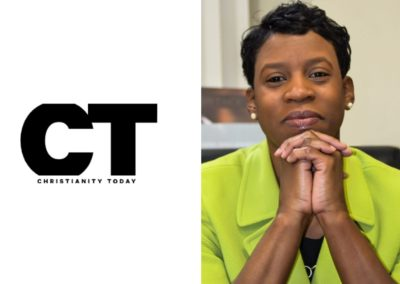 Ms. Quonekuia Day Contributes to a Christianity Today Article on the Black Church
