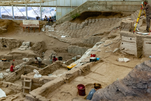 Top Three Reports in Biblical Archaeology for May 2021
