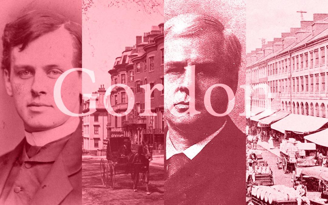 A Brief History of A.J. Gordon