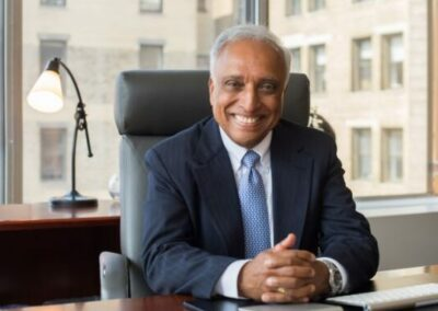 Rajan S. Mathews named the 13th president of Nyack College and Alliance Theological Seminary