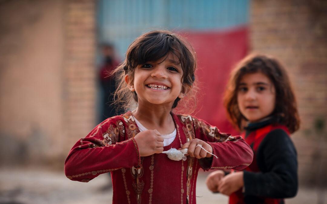 Attentiveness: Teaching Girls