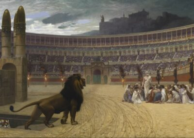 Visualizing Christian Martyrdom