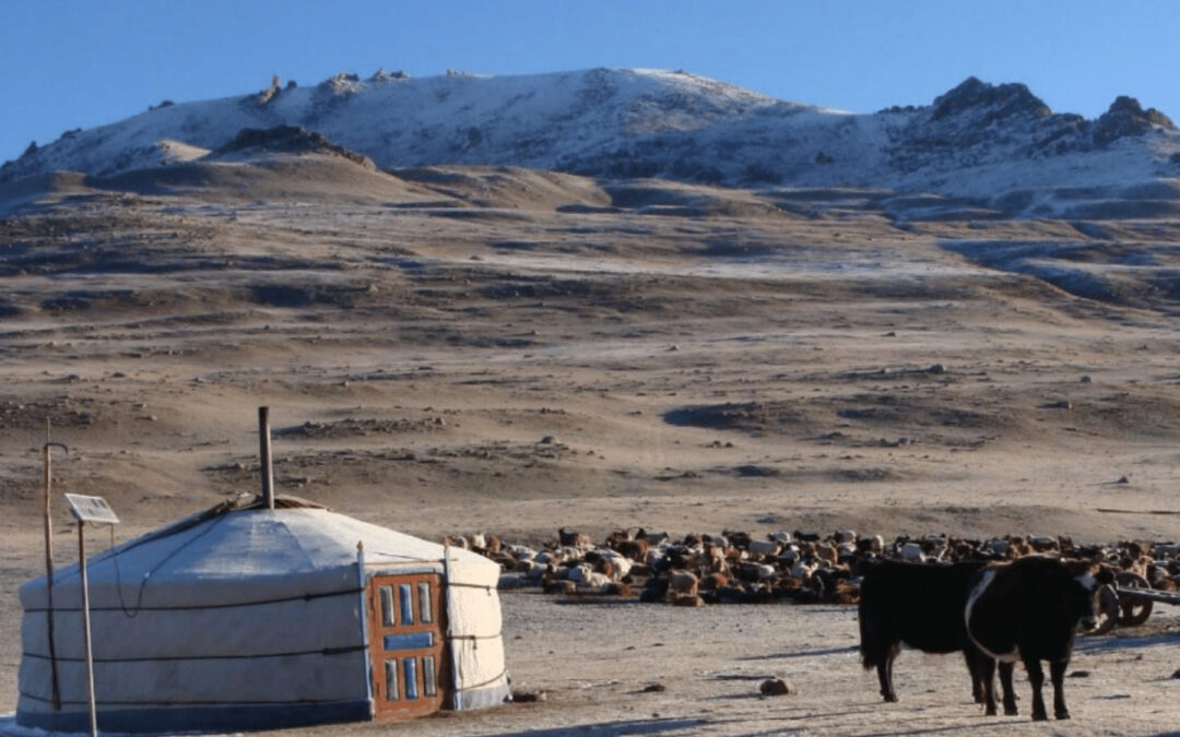 The Center for the Study of Global Christianity Assess Access to the Gospel in Mongolia