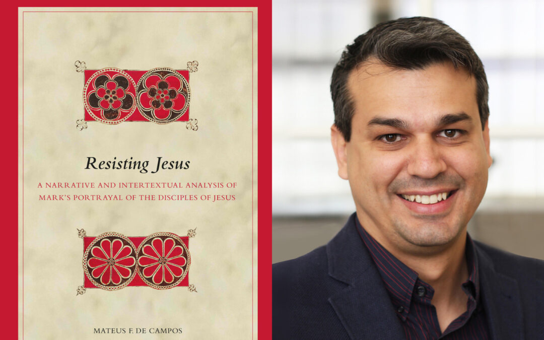 Exploring the Disciples' Resistance to Jesus in Dr. de Campos' New Book