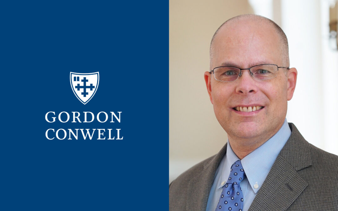 Gregg Hansen Appointed Chief Financial Officer of Gordon-Conwell Theological Seminary